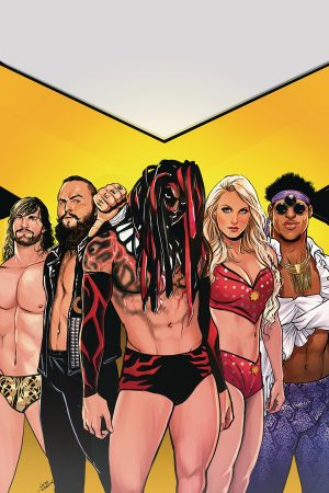 WWE NXT Takeover: Blueprint