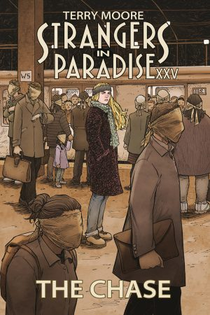 Strangers In Paradise XXV Vol.01: The Chase