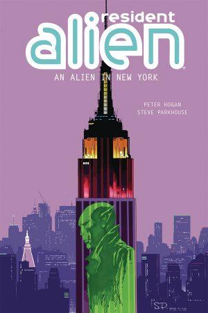 Resident Alien Vol.05: An Alien In New York
