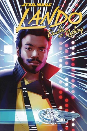 Star Wars - Lando: Double Or Nothing