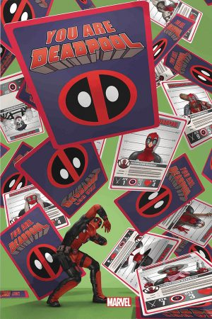 You Are Deadpool