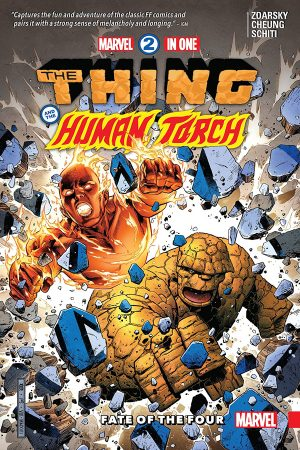Marvel Two-In-One Vol.01: Fate Of The Four
