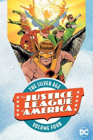 Justice League Of America: The Silver Age Vol.04