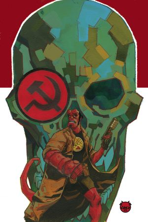 Hellboy and the BPRD: 1956 #1