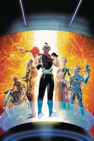 Electric Warriors #1