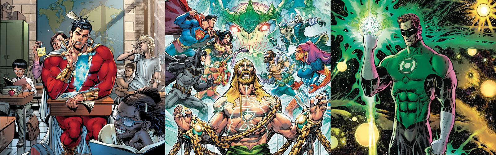 Solicitations: November 2018 – DC Comics
