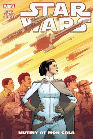 Star Wars Vol.08: Mutiny At Mon Cala
