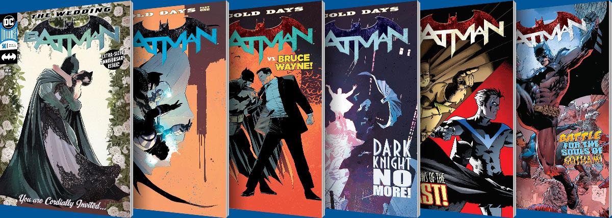 Batman #50-55