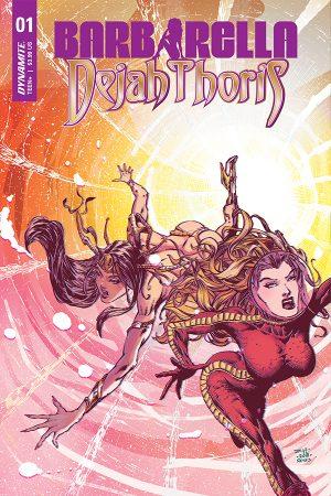 Barbarella / Dejah Thoris #1