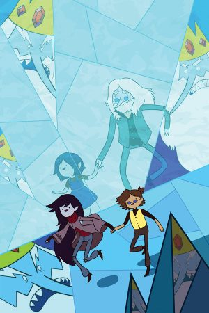 Adventure Time: Marcy and Simon #1