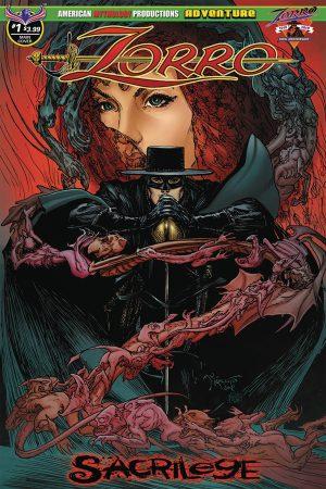Zorro Sacrilege #1