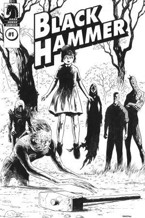 Black Hammer (Director's Cut) #1