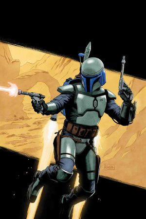 Star Wars - Age Of Republic: Jango Fett