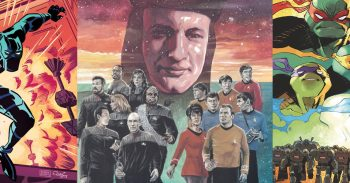 Solicitations: January 2019 – IDW Publishing