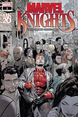 Marvel Knights: 20th (2018-) #1