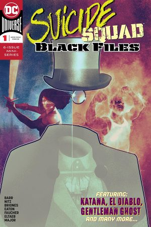 Suicide Squad Black Files (2018-) #1