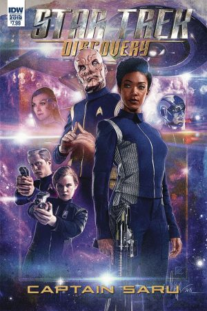 Star Trek - Discovery: Captain Saru
