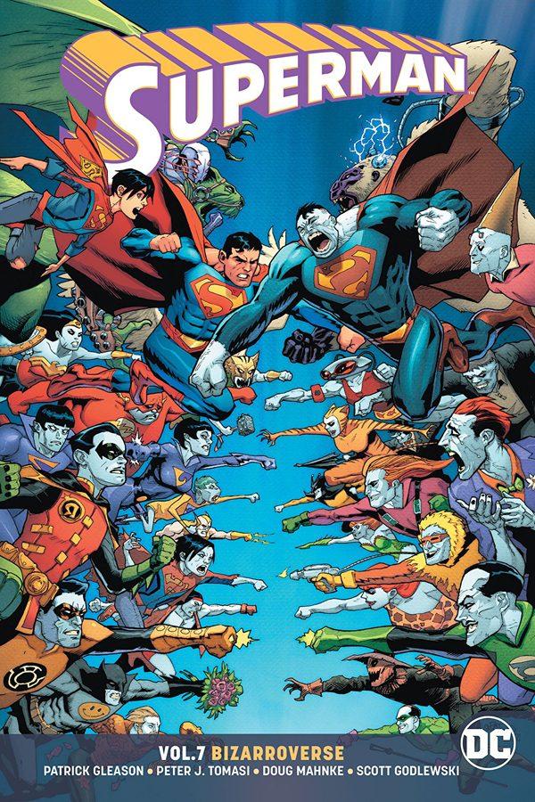 Superman Vol.07: Bizarroverse