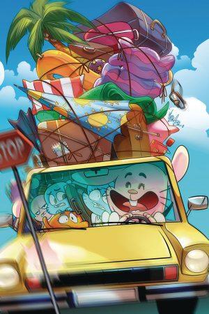 Amazing World of Gumball: Spring Break Smash #1