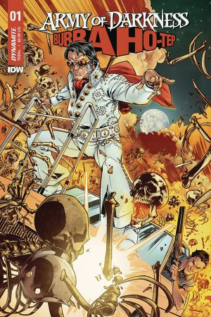 Army Of Darkness vs Bubba Ho-Tep #1