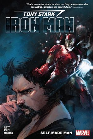 Tony Stark - Iron Man Vol.01: Self-Made Man