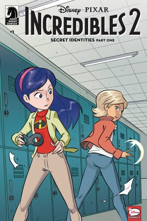 Disney's Incredibles 2: Secret Identities #1
