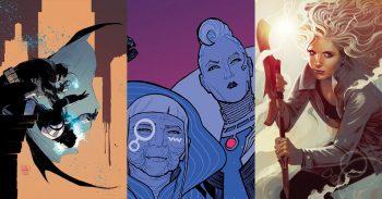 Graphic Novel Top 20 Chart: December 2018