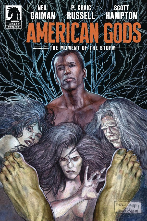 American Gods: The Moment of the Storm #1-9