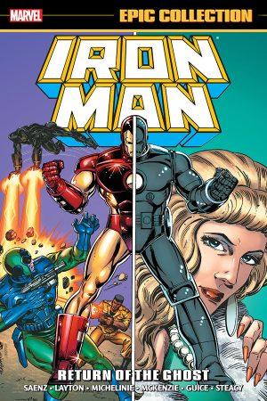 Iron Man: Return Of The Ghost