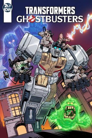 Transformers / Ghostbusters