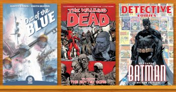 Graphic Novel Top 20 Chart: March 2019