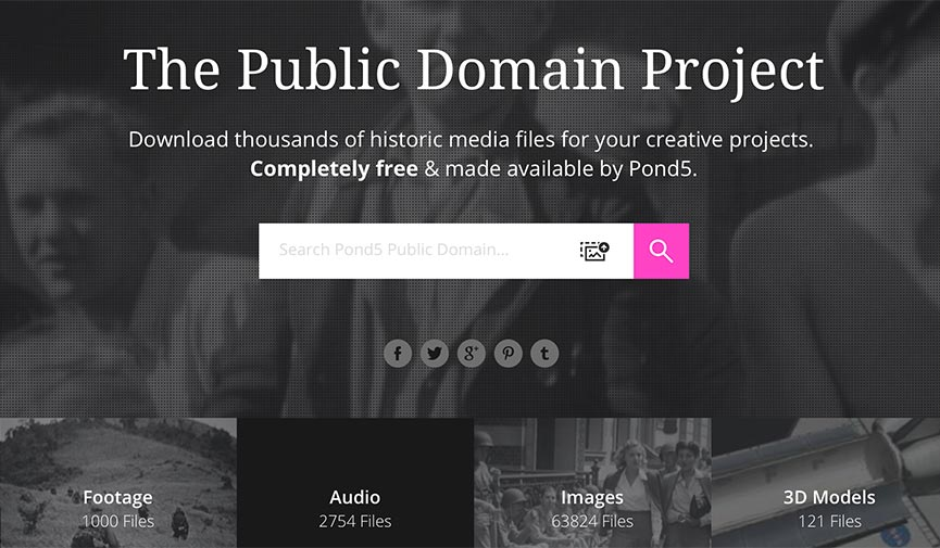 Public Domain Free Resources
