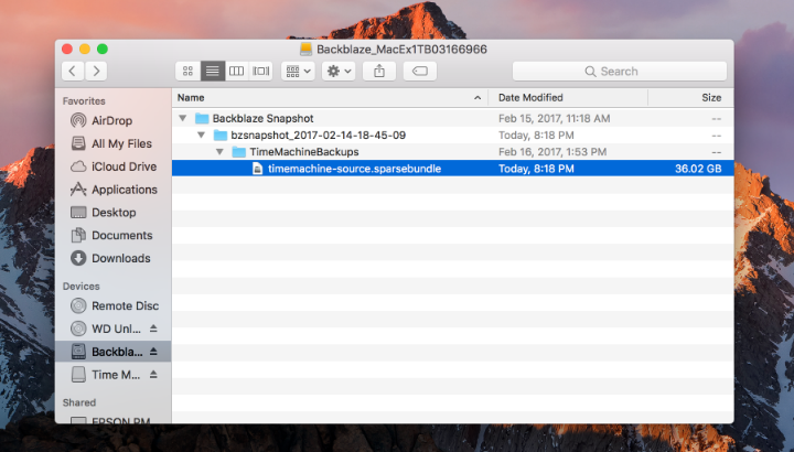 how to restore time machine backup to new hard drive