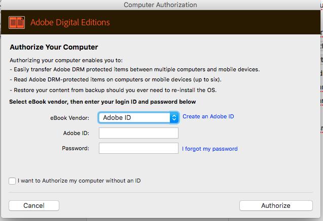 Computer Authorization