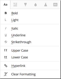 right-click modal window