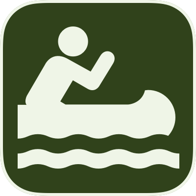 Icon for Canoeing activity