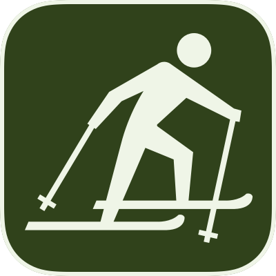 Icon for Cross Country Skiing activity