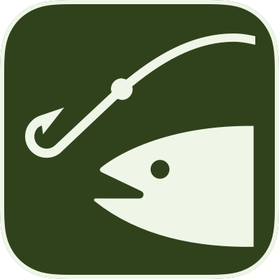 Icon for Fishing activity