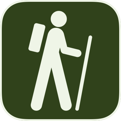Icon for Hiking activity