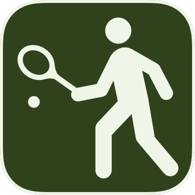 Icon for Tennis activity