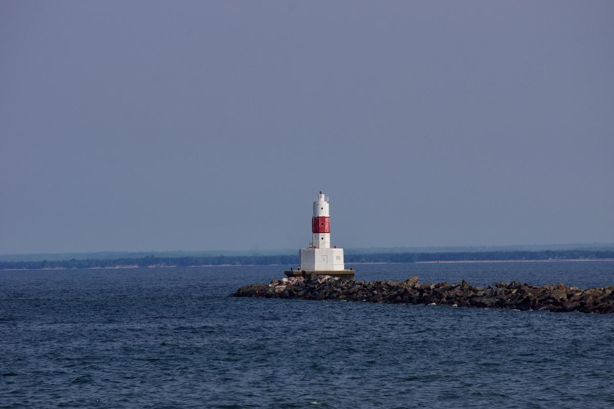 Presque Isle Harbor Breakwater Lighthouse featured image.