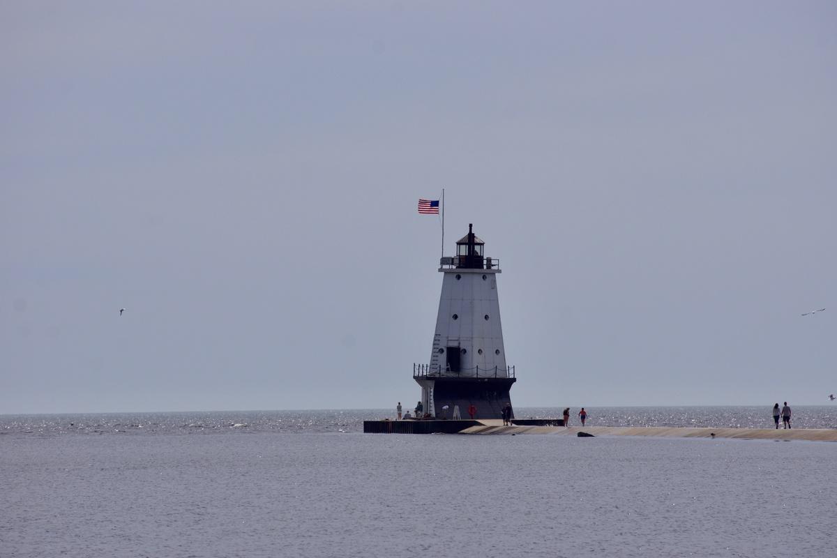 Ludington North Pierhead Lighthouse featured image.