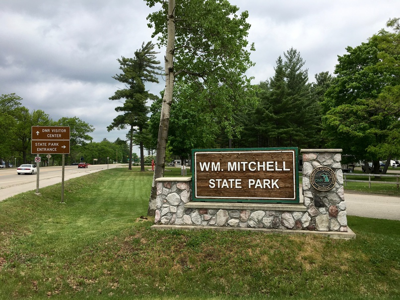 Mitchell State Park featured image.