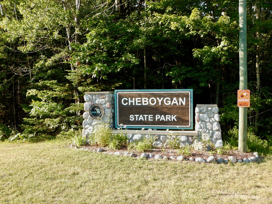 Cheboygan State Park featured image.
