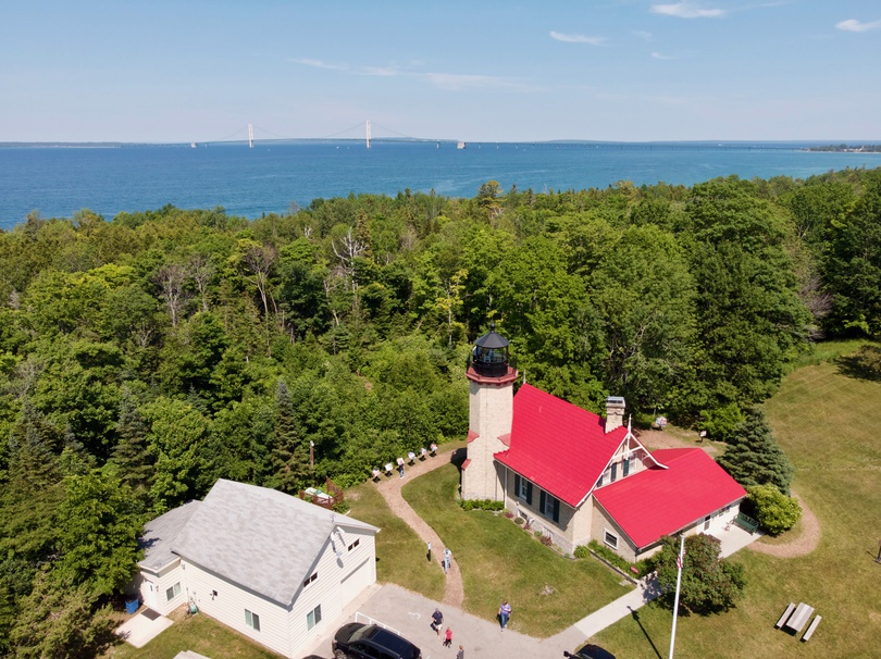 McGulpin Point Lighthouse featured image.
