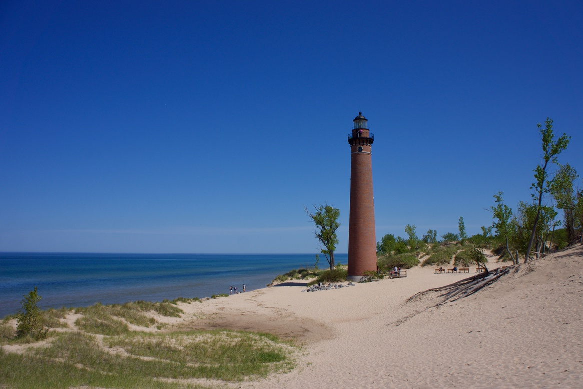 Little Sable Point Lighthouse featured image.