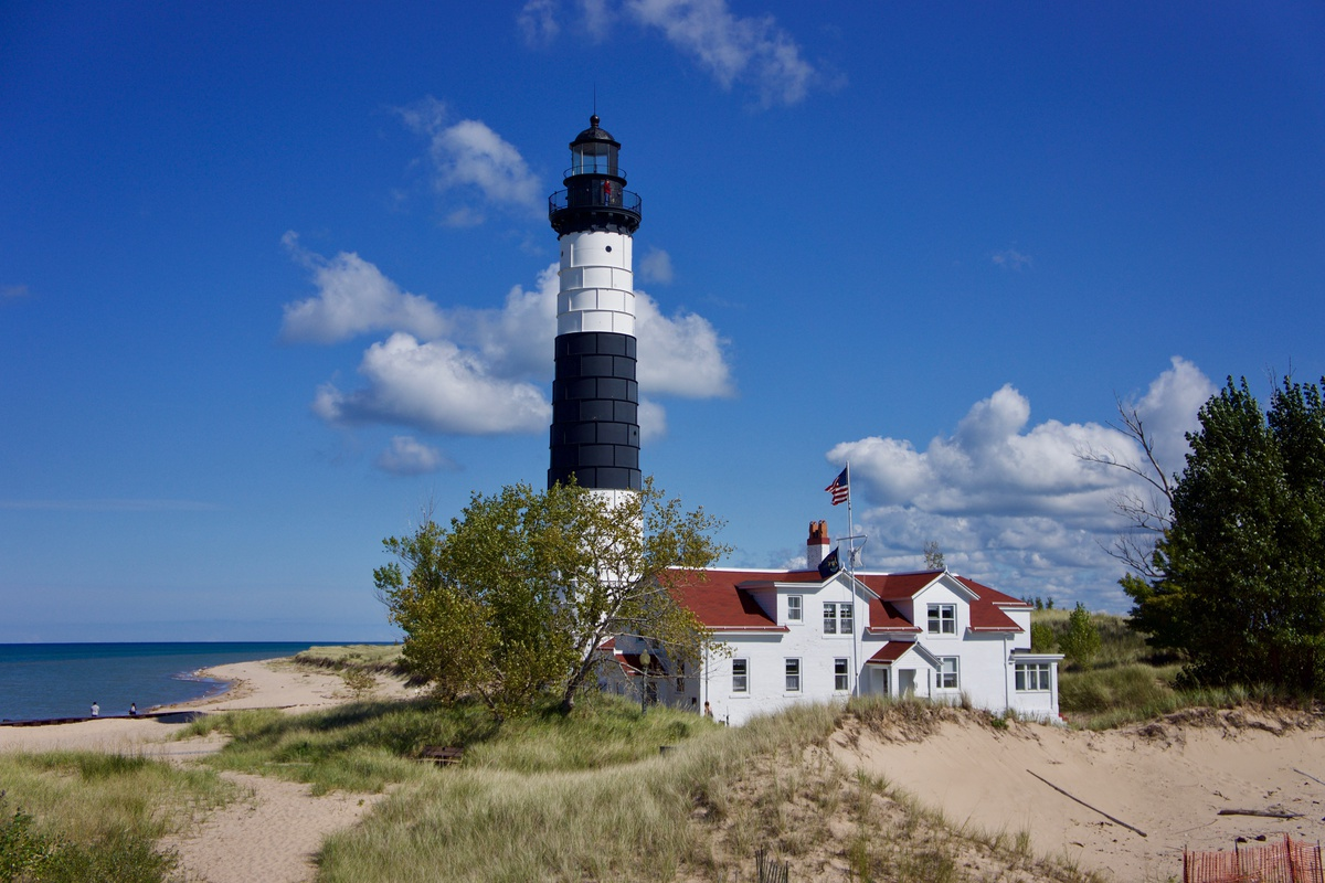 Big Sable Point Lighthouse featured image.