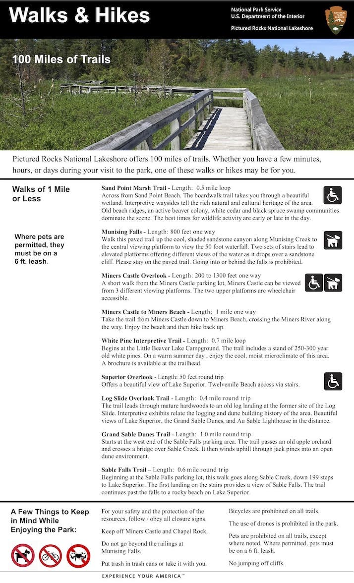 Preview image for Day Hikes resource