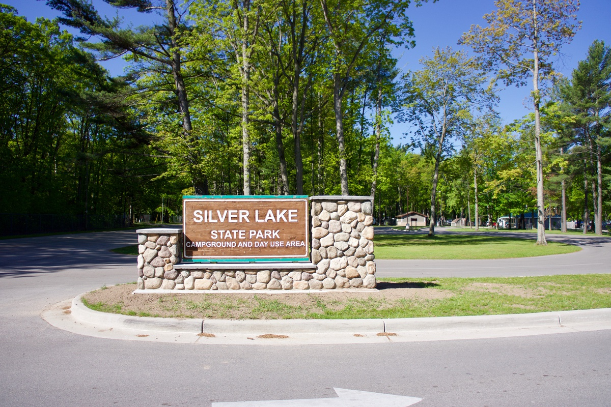 Silver Lake State Park featured image.