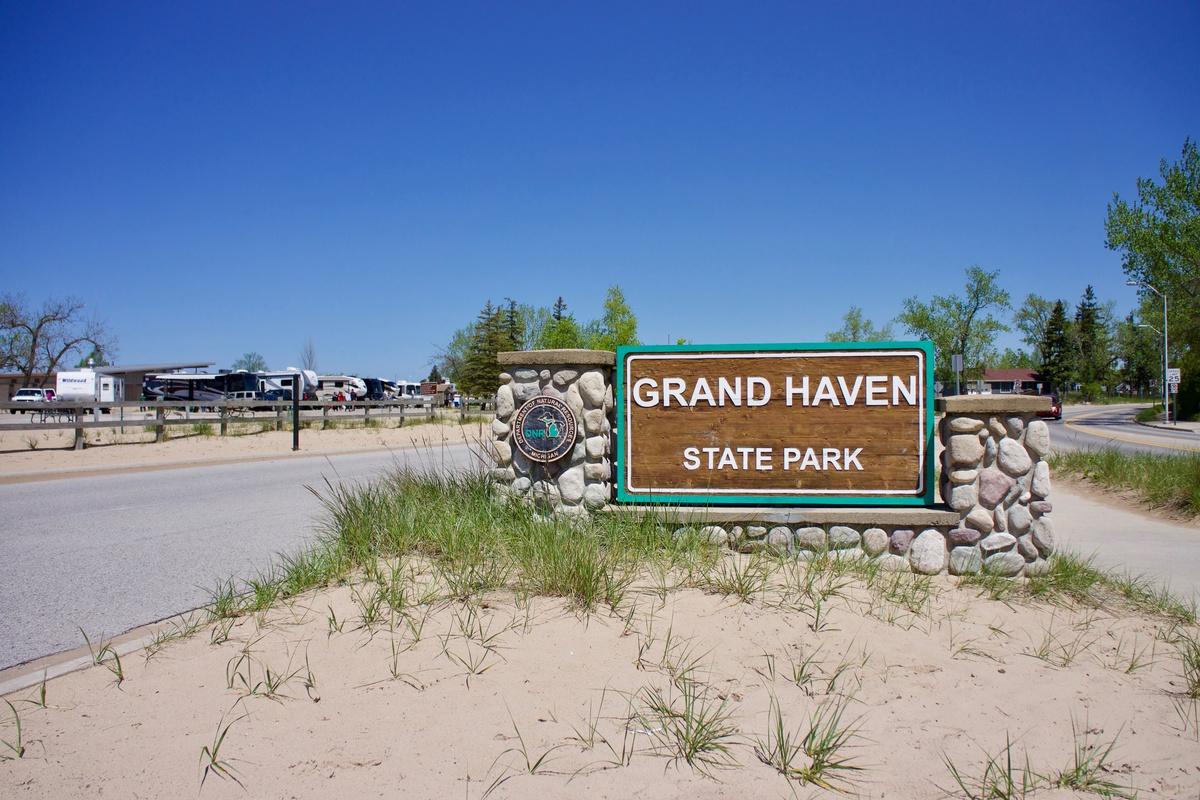 Grand Haven State Park featured image.